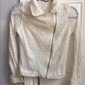 Light Lace Jacket